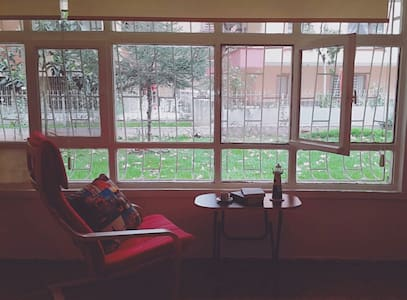 Kutu gibi hem de bahçeli-Cozyhome:) - Apartment