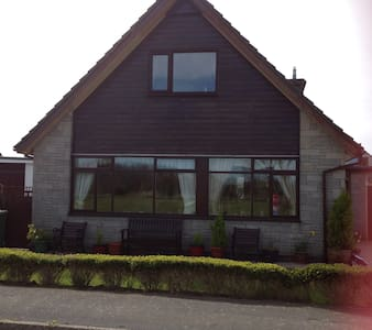 Choice of a twin or double room - Castletown - Casa