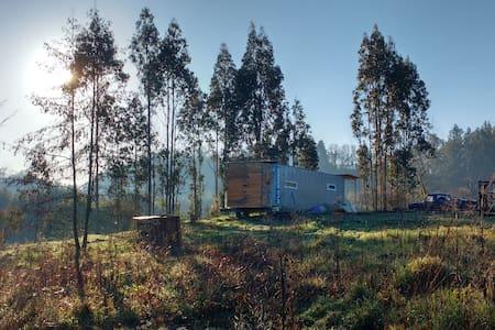 The Casatainer @ Les Oules de Pillan - Temuco - Cabin
