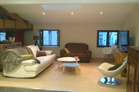 Chambres loft au coeur Villefranche - Villefranche-sur-Saône - 公寓
