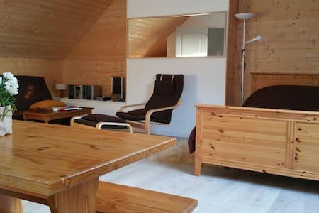 Chambre spacieuse sdb privée - House