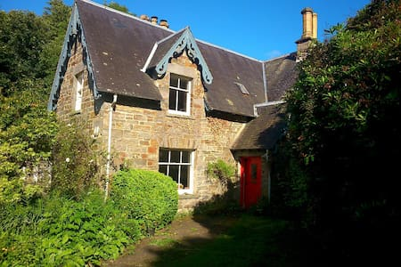 Comfortable double room in Acharn, Loch Tay - Dom