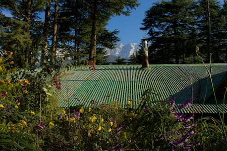 Secluded heritage cottage+breakfast, Dharamsala - Szoba reggelivel