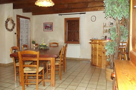 Appartement 6/8 pers La Plagne - Les Coches - Bellentre - Apartment