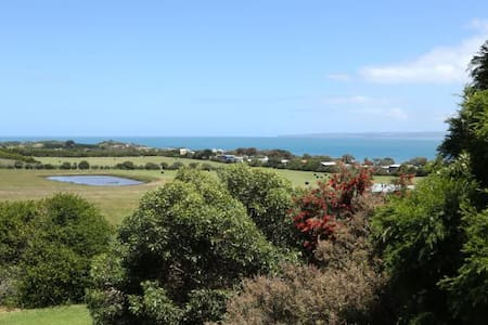 Stunning views 5 mins to Penguins - pet friendly - Ventnor - House