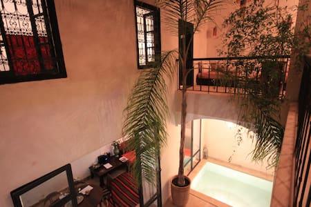 Belle chambre d'hôte Riad Penelope suite 2 personn - Marràqueix