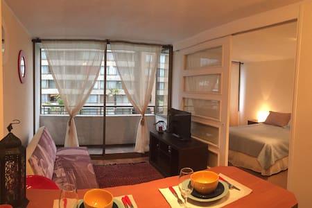 Lindo depto en Barrio Bellavista - Apartamento