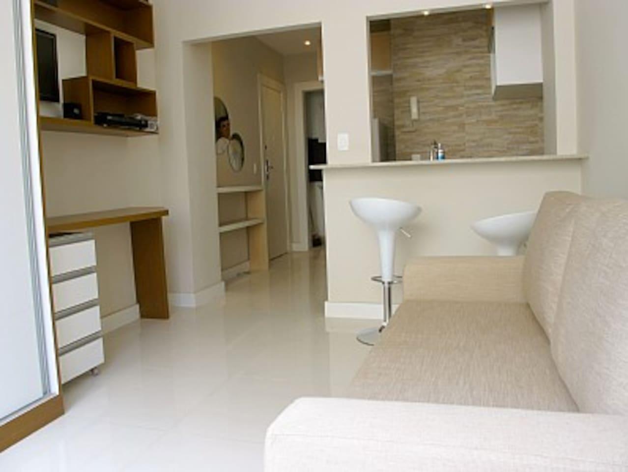 Design Loft: quiet + comfortable