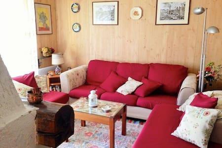 Peio: Confortevole appartamento 90mq. Sci e Terme - Peio Fonti - Apartment