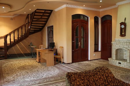 Green House Hostel - Dushanbe