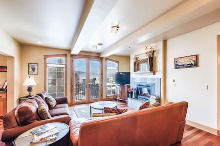 Park Street Penthouse East - McCall - Condominio