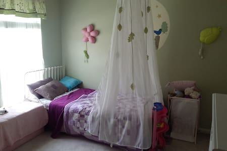 Princess Room in a Family Home