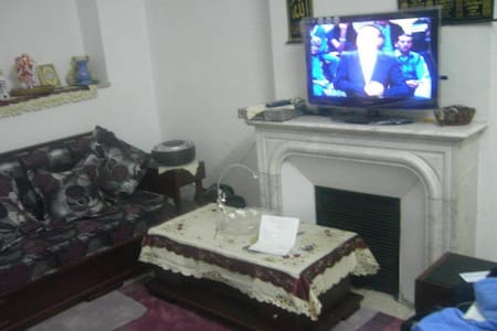 furniched room in Tunis center  - Tunis - Appartement