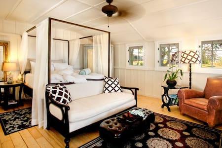 Historic Ocean View Cottage.  - Hawi - Haus