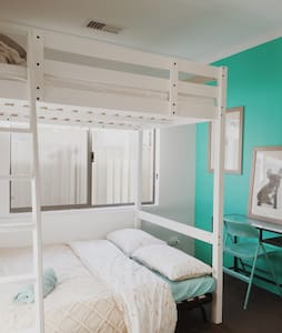 Vibrant new home- double bunk BR - Byford