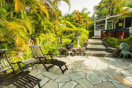 Enchanting Hideaway - Hawaiian Style Screened Hale - Kealakekua - Casa