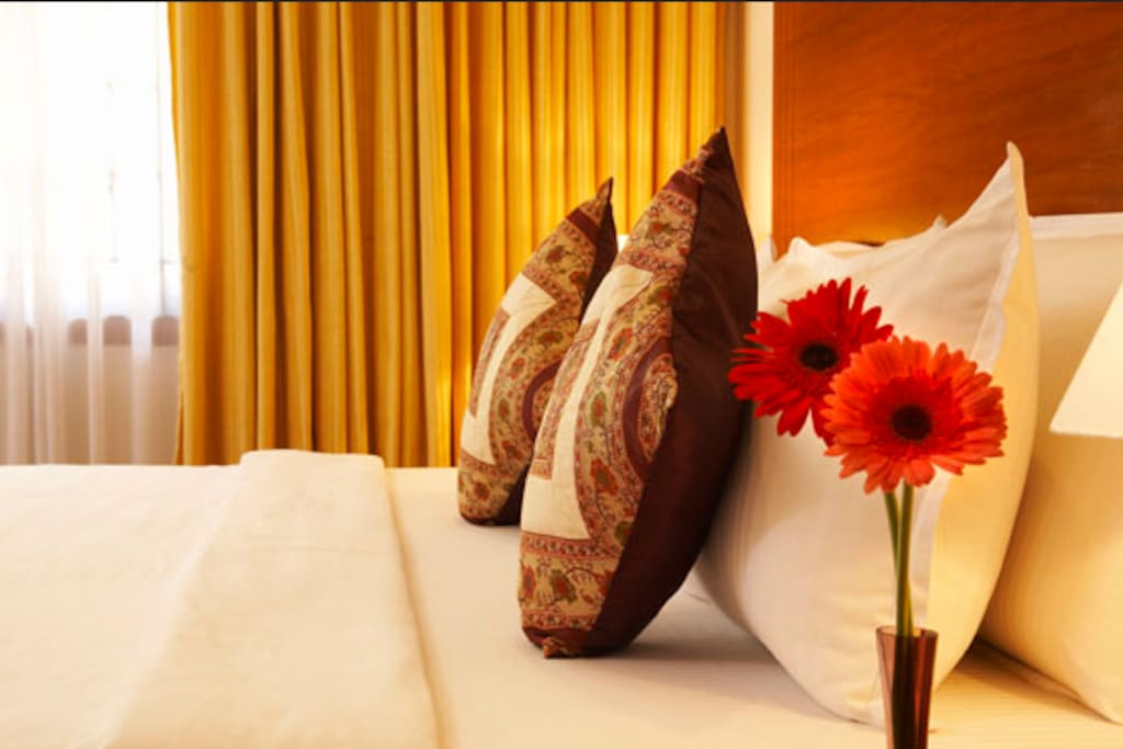 Luxurious personalized stay