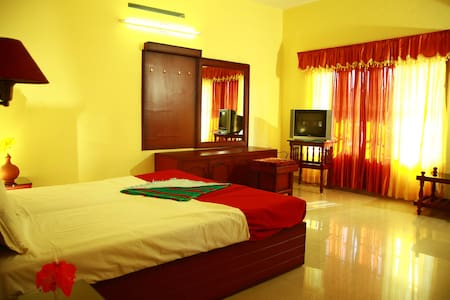 Jungle Palace Home Stay - Bed & Breakfast