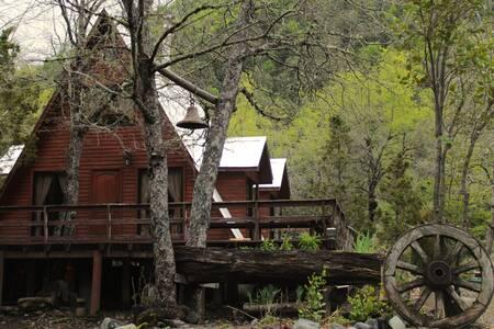 Cabaña Ayelemu. Las Trancas Chillán