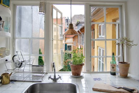 Romantic home in the Heart of CPH