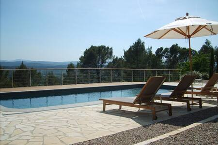 Stylish Villa in Provence, France - Entrecasteaux - Villa