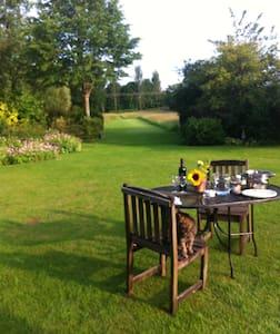 B&B in Rural Worcestershire - Inkberrow - Wikt i opierunek
