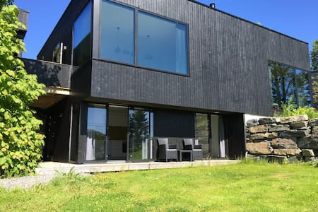 Stylish new apartment by the fjord in Kristiansund - Kristiansund