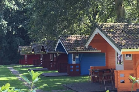 Beautiful place in the Amsterdam forest - Amstelveen - Apartment