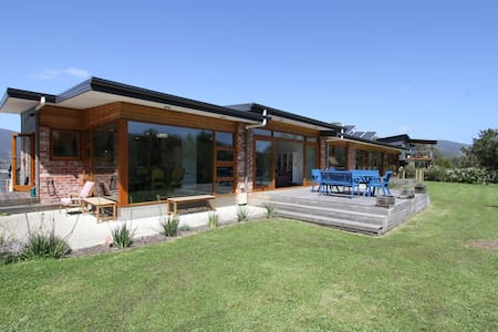 Huon Valley Luxury with River Views + free wi-fi - Ranelagh - Haus