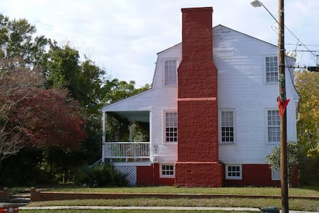 Historic House with eccentric owner - New Bern - House