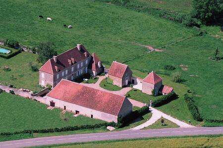 Manoir De Teuran - Magny-Cours - Castle