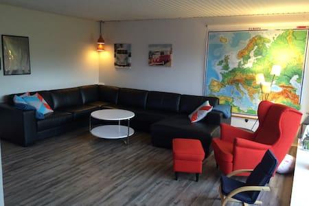 Dejlig lys og rummelig parcelhus i Odense S. - Odense - Hus