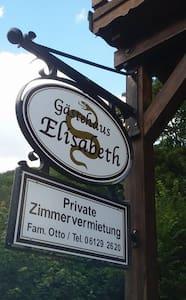 Gästehaus Elisabeth - Schlangenbad - Bed & Breakfast