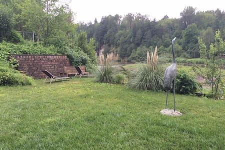 The Full Beaver Lodge on the Sandy - Troutdale - Hus