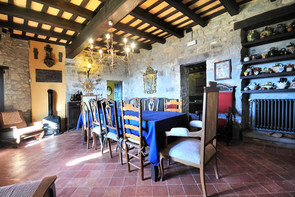 Medieval Castle for 10 persons