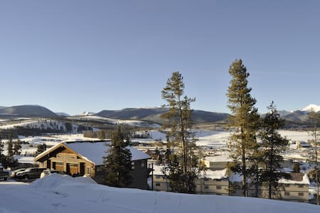 Luxury Ski Lodge and Mountain Home