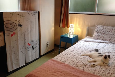 A Room in A House Close to Shibuya