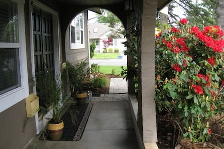 Private Quiet suite near AIRPORT - Comox - Lainnya