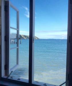 Luxury Cornish Beach Cottage - Gorran Haven - Casa