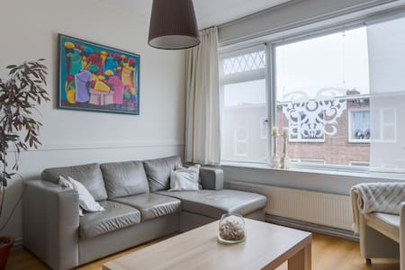 Apartment near heart off Rotterdam - Daire