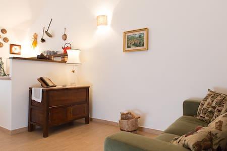 """casa vacanza """"Il sorriso"""" - Orvinio - Apartment"""