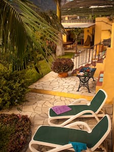 Apartment for 2 with great garden - Tazacorte - Appartement