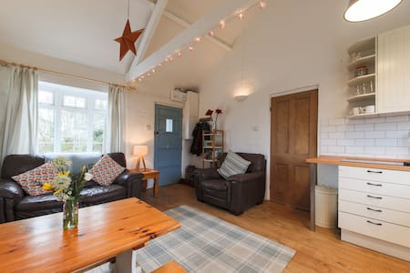Quirky Cornwall holiday cottage - House