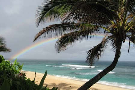 Surfers & Writers Paradise - Haleiwa - Apartment