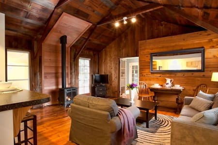 The Family Cottages @ Schoolhouse Creek - House