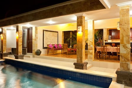 Bali Asih Villa .Spacious & Private