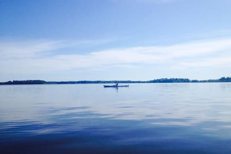 All season waterfront home  - Lac du Bonnet - Casa