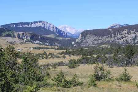 Montana Mountain View - Choteau - Casa