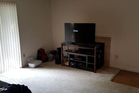Rock Hill private room close to Charlotte! - Apartment