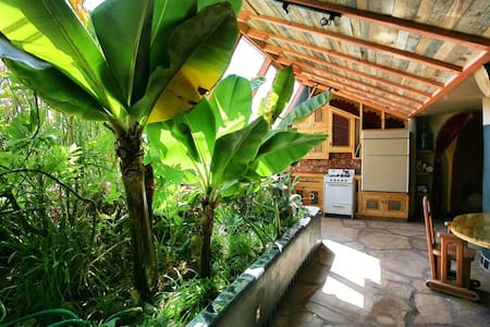 Earthship Sweet Cinnamon Suite - Earth House
